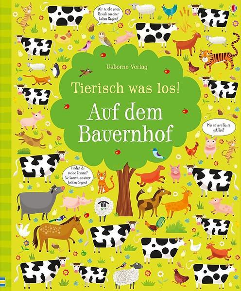 Tierisch was los! Auf dem Bauernhof - Coverbild