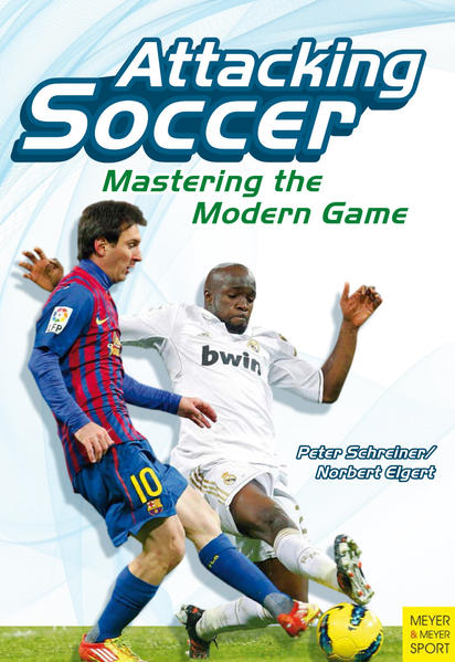 Attacking Soccer - Coverbild