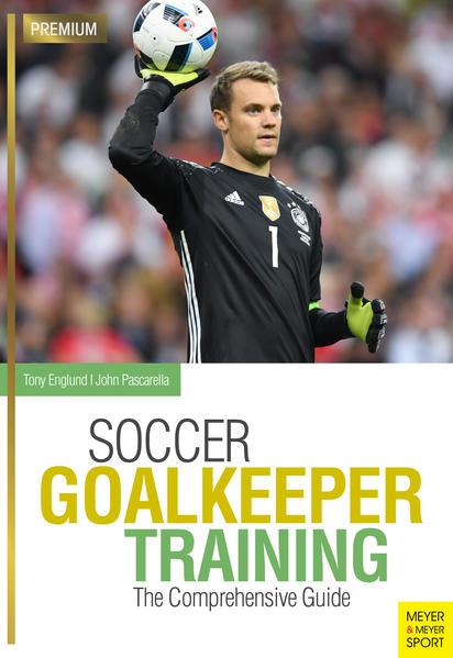 Soccer Goalkeeper Training - Coverbild