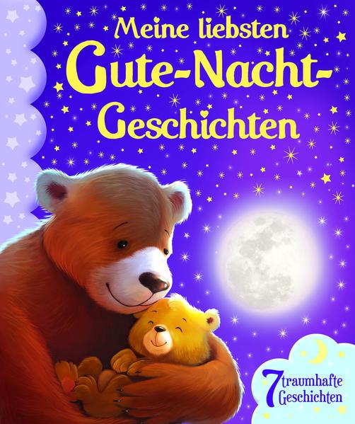 Meine Liebsten Gute-Nacht-Geschichten - Coverbild