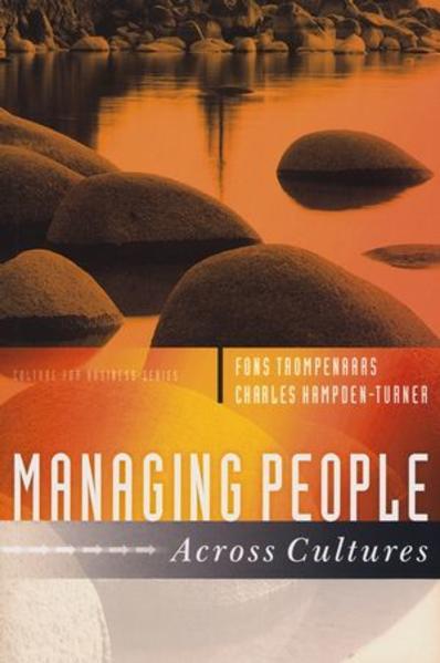 Managing People Across Cultures - Coverbild