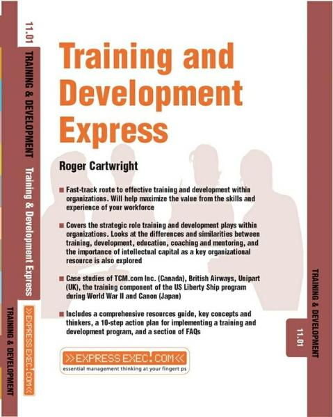 Training and Development Express - Coverbild
