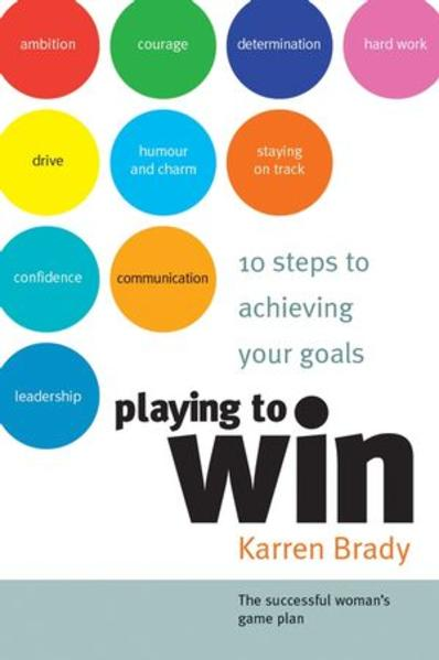 Playing to Win - Coverbild