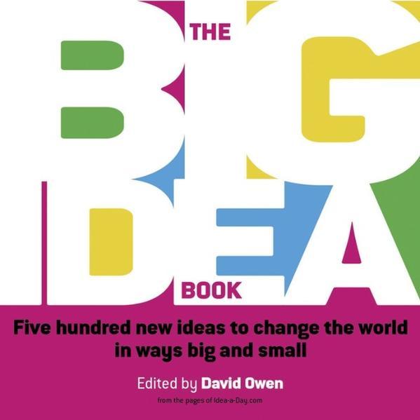 The Big Idea Book - Coverbild