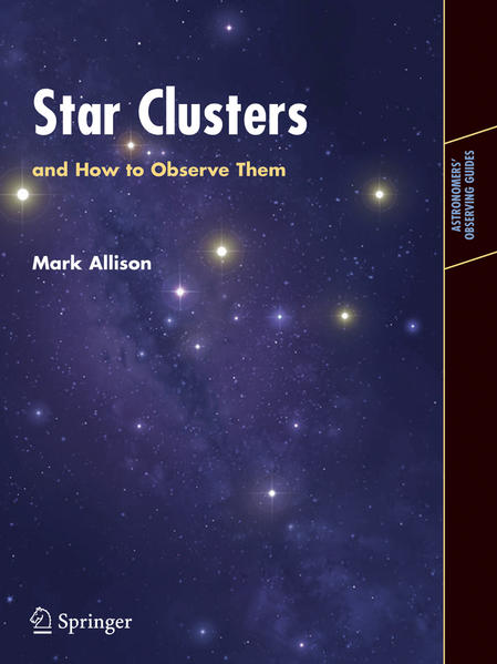 Star Clusters and How to Observe Them - Coverbild