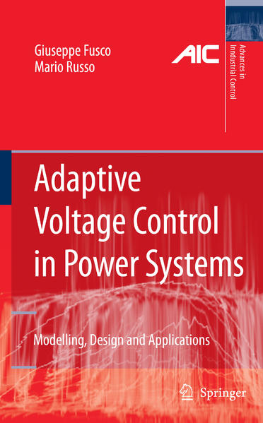 Adaptive Voltage Control in Power Systems - Coverbild