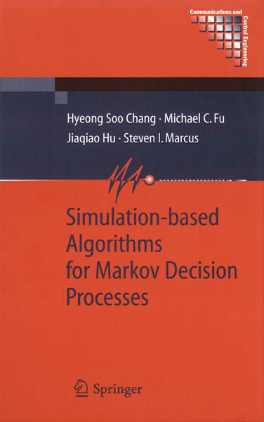 Simulation-based Algorithms for Markov Decision Processes - Coverbild