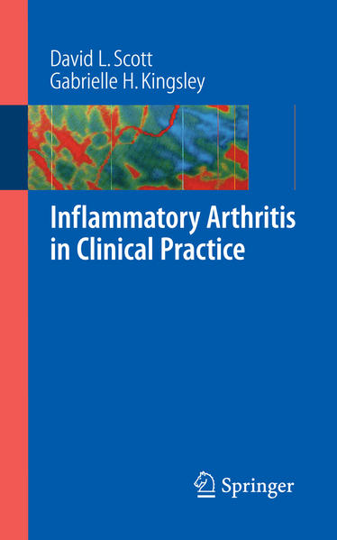 Inflammatory Arthritis in Clinical Practice - Coverbild