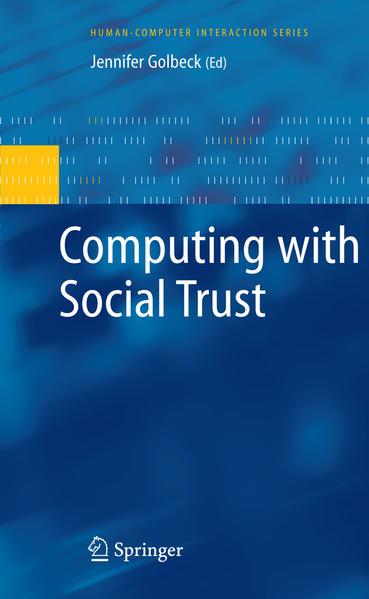 Computing with Social Trust - Coverbild