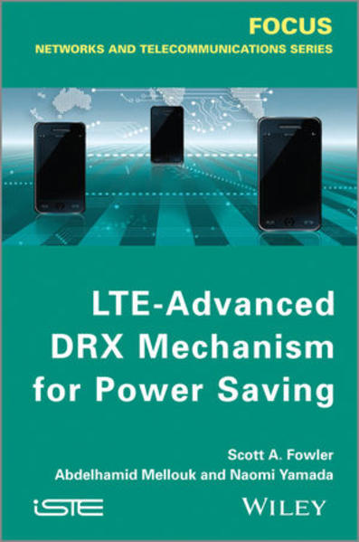 LTE-Advanced DRX Mechanism for Power Saving - Coverbild