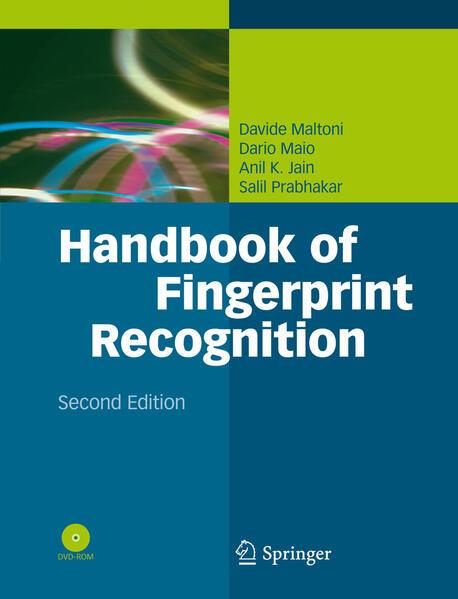 Buch Handbook of Fingerprint Recognition Kostenlose Hörbücher in Deutsch Sprache