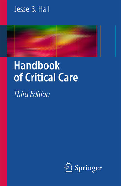 Handbook of Critical Care - Coverbild
