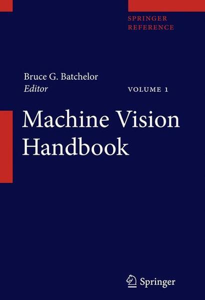 Machine Vision Handbook - Coverbild