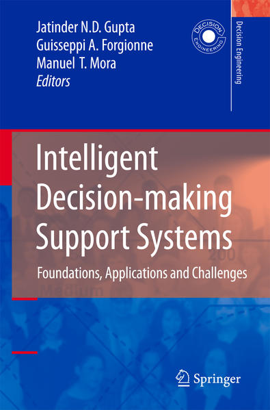 Intelligent Decision-making Support Systems - Coverbild