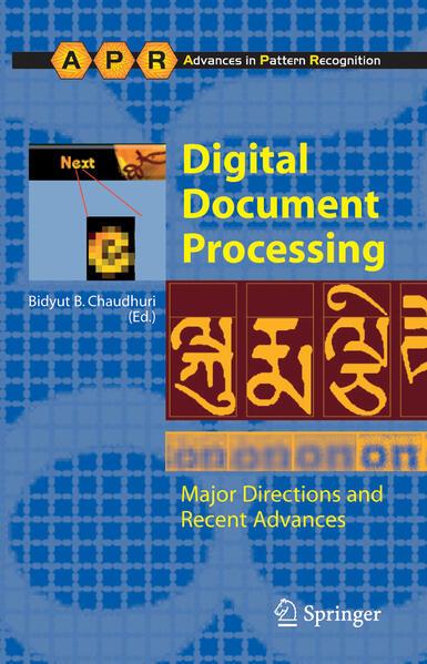 Digital Document Processing - Coverbild