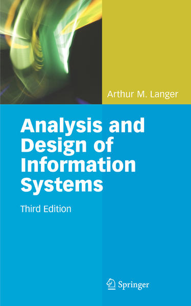 Analysis and Design of Information Systems - Coverbild