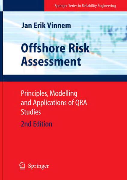 Offshore Risk Assessment - Coverbild
