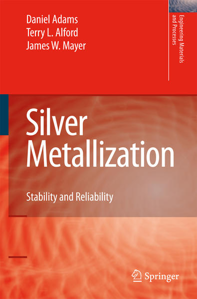 Silver Metallization - Coverbild