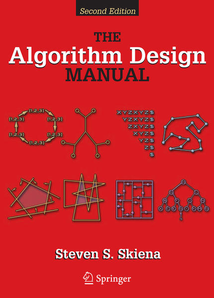 The Algorithm Design Manual - Coverbild