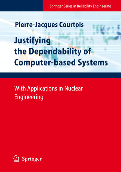 Justifying the Dependability of Computer-based Systems - Coverbild