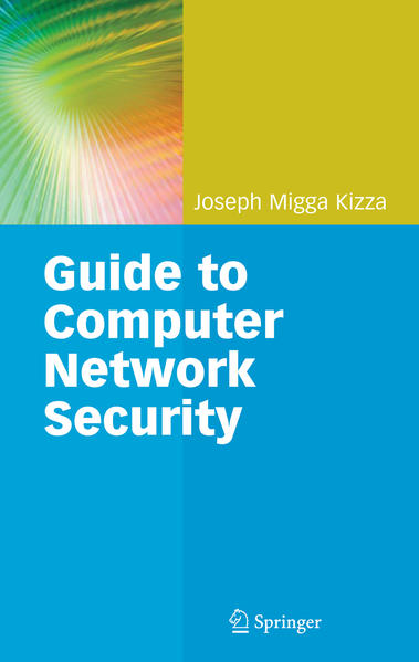 Guide to Computer Network Security - Coverbild