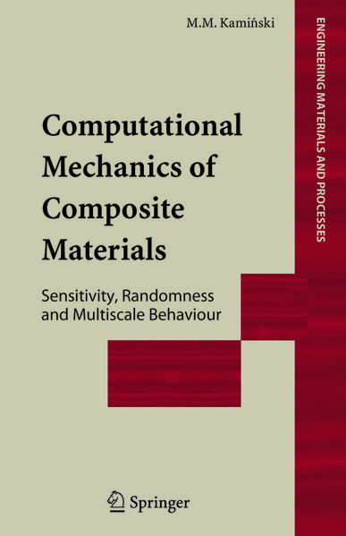 Computational Mechanics of Composite Materials - Coverbild