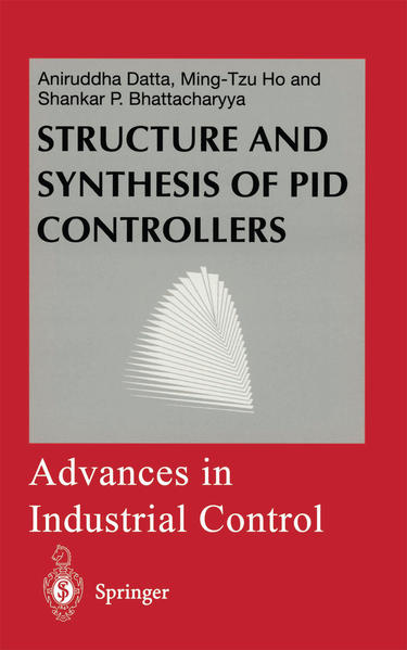 Structure and Synthesis of PID Controllers - Coverbild