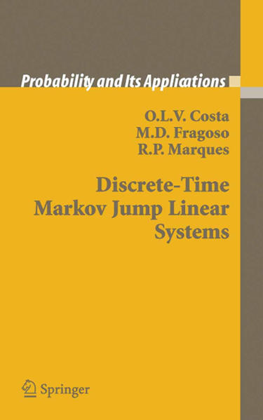 Discrete-Time Markov Jump Linear Systems - Coverbild
