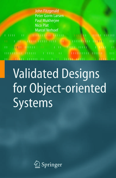 Validated Designs for Object-oriented Systems - Coverbild