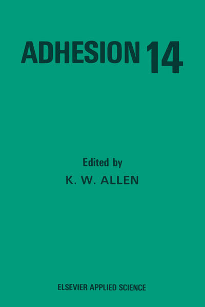 Adhesion 14 - Coverbild