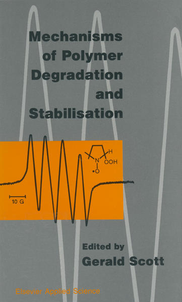 Mechanisms of Polymer Degradation and Stabilisation - Coverbild