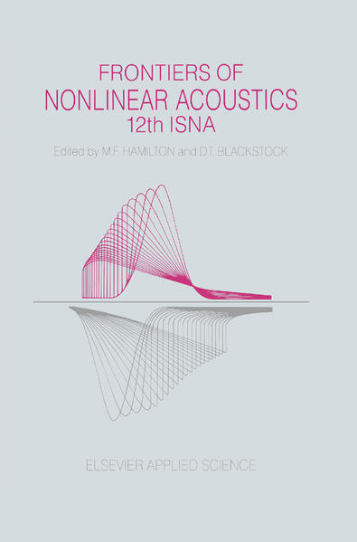 Frontiers of Nonlinear Acoustics - Coverbild