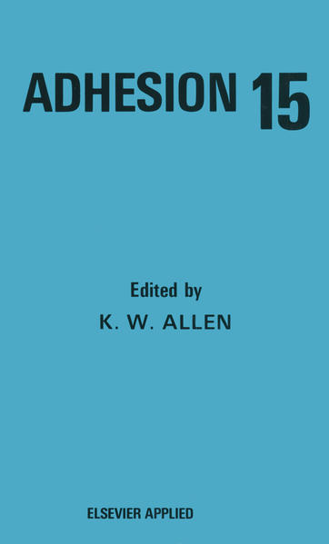 Adhesion 15 - Coverbild