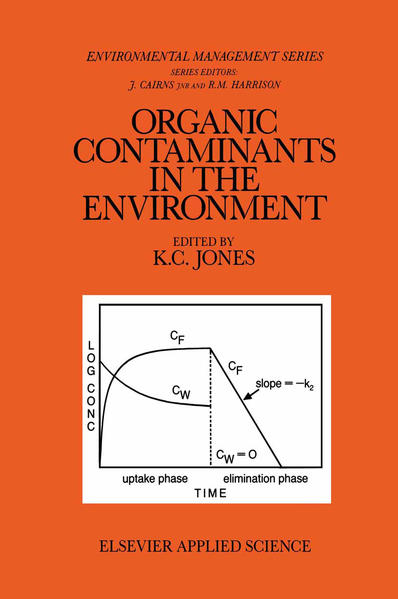 Organic Contaminants in the Environment - Coverbild