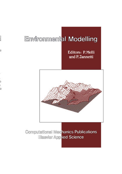 Environmental Modelling - Coverbild