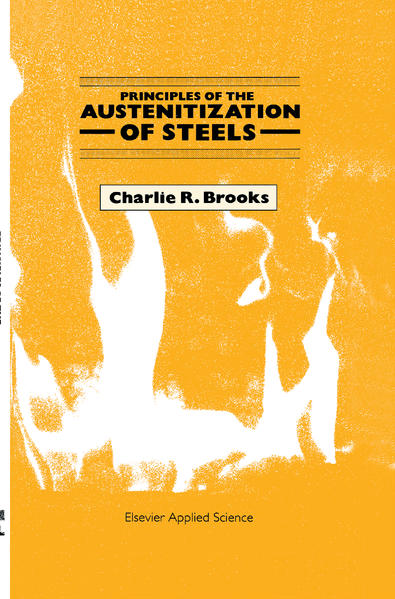 Principles of the Austenitization of Steels - Coverbild