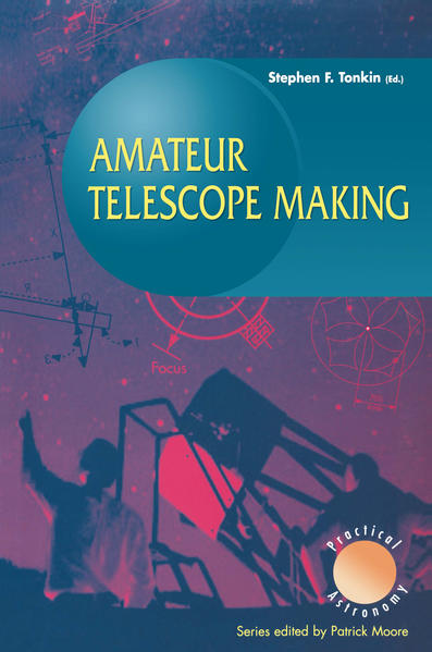 Amateur Telescope Making - Coverbild