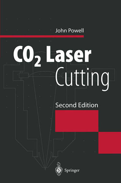 CO2 Laser Cutting - Coverbild