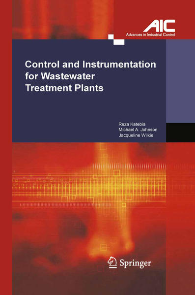 Control and Instrumentation for Wastewater Treatment Plants - Coverbild