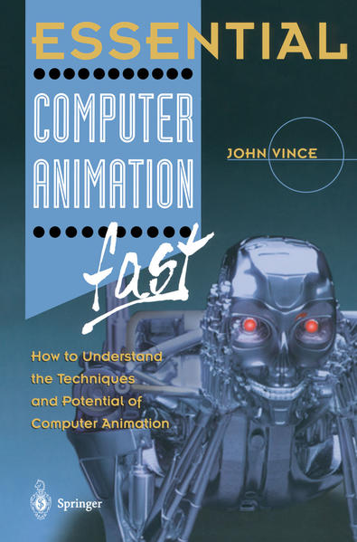 Essential Computer Animation fast - Coverbild