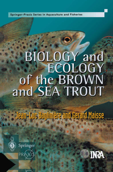 Biology and Ecology of the Brown and Sea Trout - Coverbild