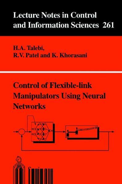 Control of Flexible-link Manipulators Using Neural Networks - Coverbild