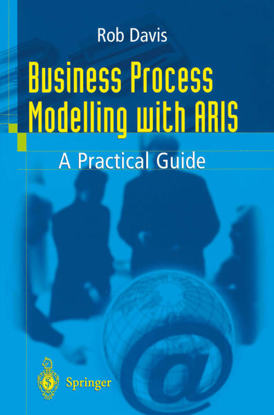 Business Process Modelling with ARIS - Coverbild