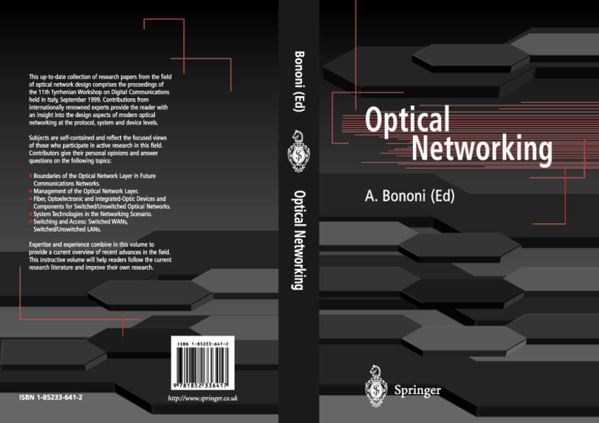 Optical Networking - Coverbild