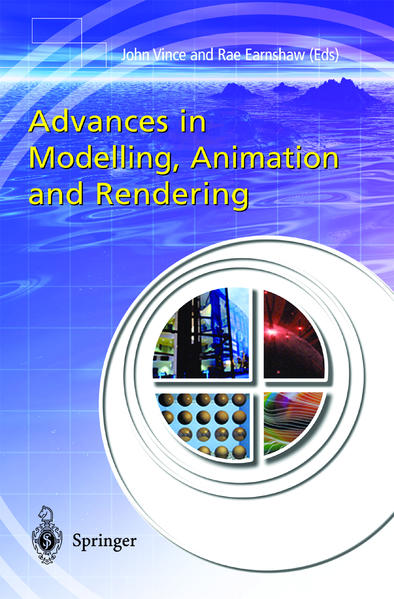 Advances in Modelling, Animation and Rendering - Coverbild
