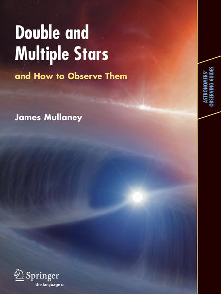 Double & Multiple Stars, and How to Observe Them - Coverbild