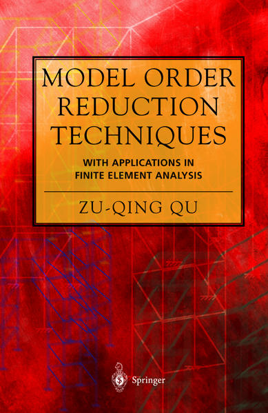 Model Order Reduction Techniques with Applications in Finite Element Analysis - Coverbild