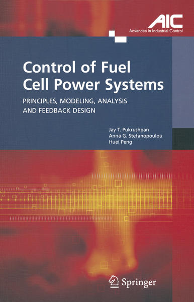 Control of Fuel Cell Power Systems - Coverbild
