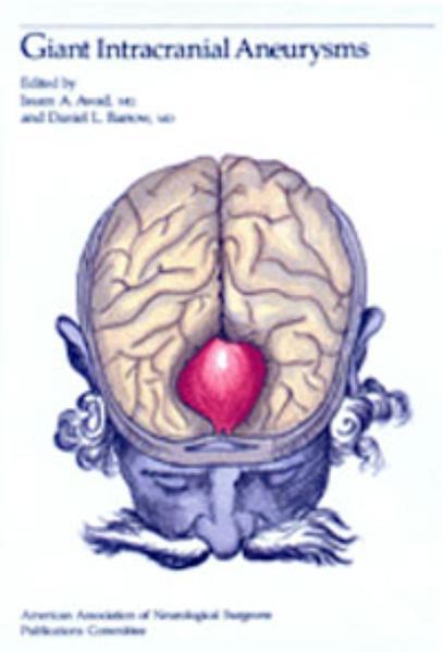 Giant Intracranial Aneurysms - Coverbild