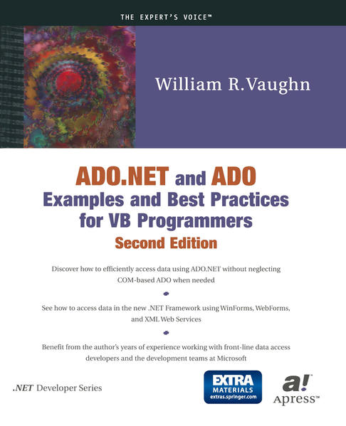 ADO.NET and ADO Examples and Best Practices for VB Programmers - Coverbild